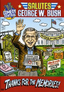 Comedy Central Salutes George w. Bush