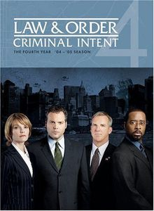 Law & Order - Criminal Intent: The Fourth Year