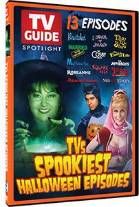 TV Guide Spotlight: TV's Spookiest Halloween