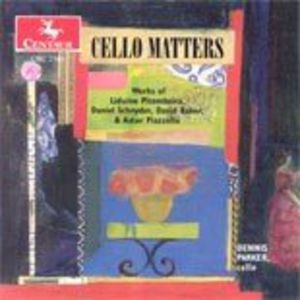 Cello Matters /  Various