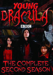 Young Dracula The BBC Series: Complete Seasons 1 2 3 4