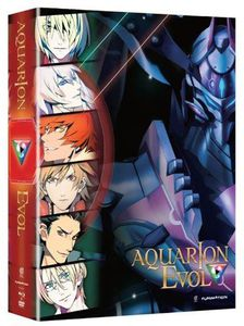 Aquarion: Season 2 Part 1