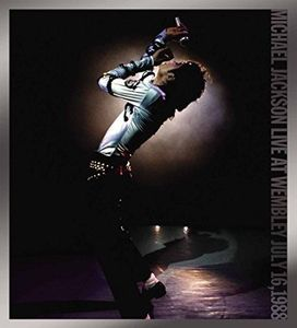 Michael Jackson Live at Wembley [Import]