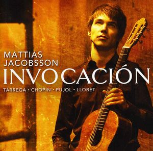 Invocacion: Works By Chopin Terraga Pujol & Llobet