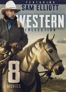 8-Movie Western Collection Featuring Sam Elliott