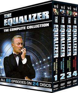 The Equalizer: The Complete Collection