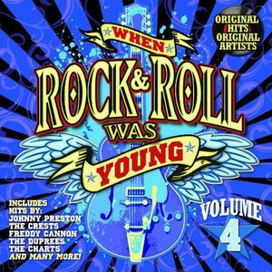 When Rock & Roll Was Young 4 /  Various