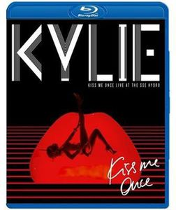 Kiss Me Once Live [Import]