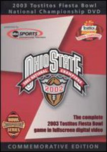 2003 Fiesta Bowl Ohio