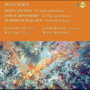 Concertos By Hugh Aitken