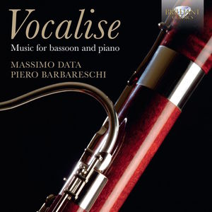 Vocalise-Music for Bassoon & Piano