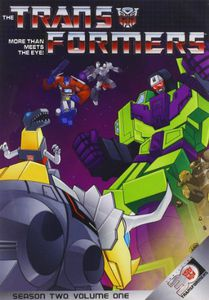 Transformers More Than Meets the Eyes: S2 - Vol 1
