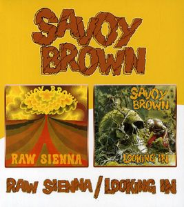 Raw Sienna /  Looking in [Import]
