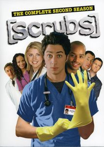 Scrubs: The Complete Second Season