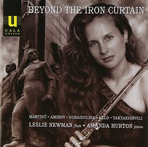 Beyond the Iron Curtain
