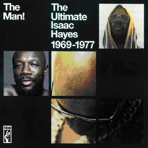 Man: Ultimate Isaac Hayes [Import]
