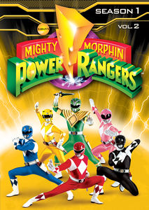 Mighty Morphin Power Rangers: Season One Vol Two