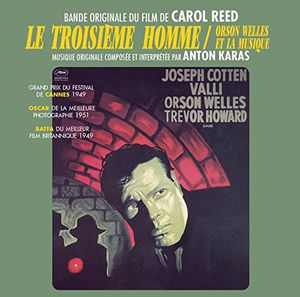 Le Troisieme Homme-Orson Welles (Original Soundtrack) [Import]