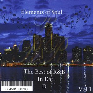 Elements of Soul 1: Best of R&B in D /  Various