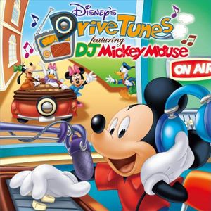 Disney Drive Tunes-Dj Mickey Mouse (Original Soundtrack) [Import]