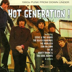 Hot Generation: 1960's Punk from Down Under /  Various [Import]