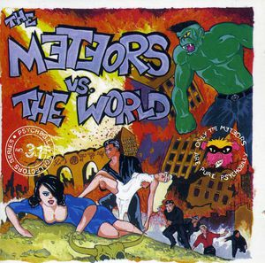Meteors Vs the World [Import]