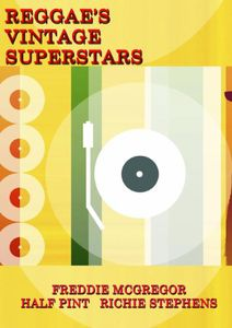 Reggae's Vintage Superstars /  Various