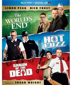 World's End /  Hot Fuzz /  Shaun of the Dead Trilogy