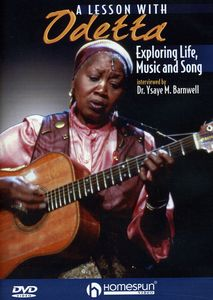 Lesson with Odetta