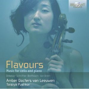 Flavours: Music for Cello & Piano