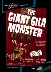 Giant Gila Monster