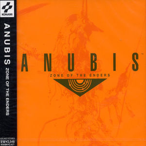 Anubis Zone of the Enders (Original Soundtrack) [Import]