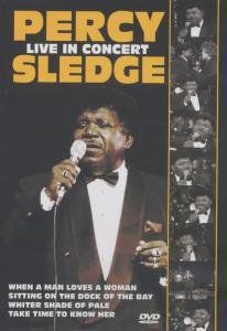 Percy Sledge/ Live in C