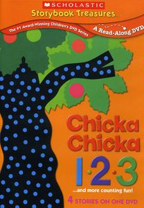 Chicka Chicka 1 2 3 & More Stories About Counting