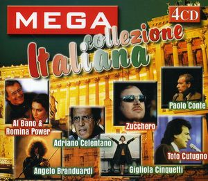 Mega Collectione Italiana /  Various [Import]