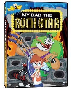 My Dad the Rockstar: My Dad the Rockstar