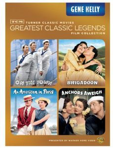 TCM Greatest Classic Legends Film Collection: Gene Kelly