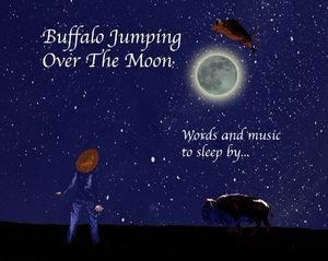 Buffalo Jumping Over the Moon