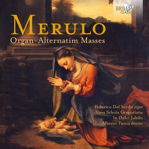 Merulo: Organ-Alternatim Masses
