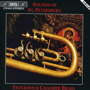 Sounds of St Petersburg /  Various