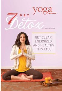 Yoga Journal: 7 Day Detox