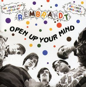 Open Up Your Mind the Psych Pop World of /  Various