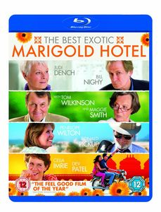 Best Exotic Marigold Hotel (2012) (Blu-ray)