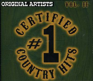Certified #1 Country Hits 2 /  Various