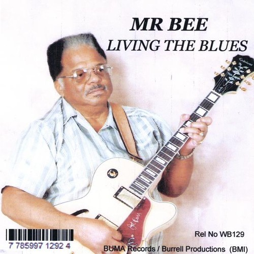Mr Bee Living the Blues