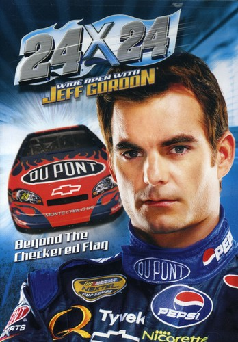 24X24 Wide Open with Jeff Gordon