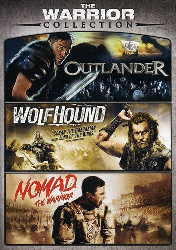 Warrior Triple Feature