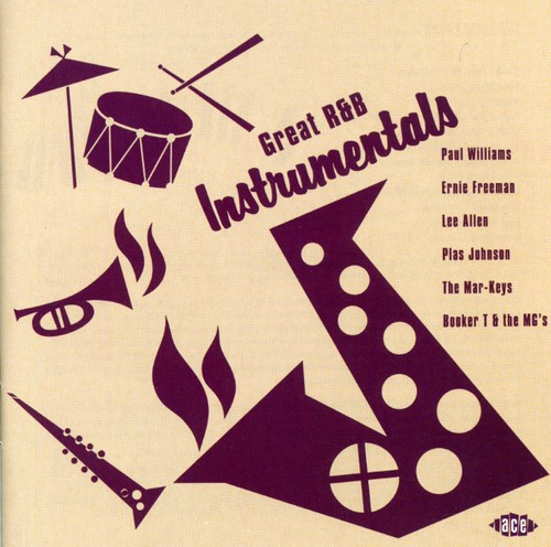 Great R&B Instrumentals /  Various [Import]