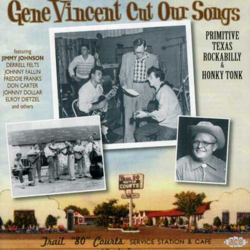 Gene Vincent Cut Our Songs-Primitive Tex /  Various [Import]