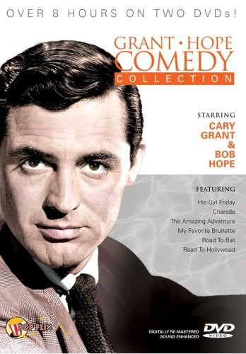 Cary Grant & Bob Hope Comedy Collection